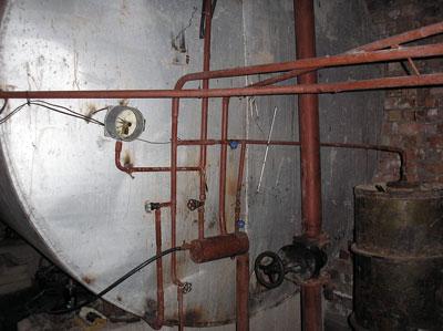 Реактор биогазовой установки Филлипова, Кыргызстан