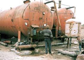 Биогазовая установка ФХ Бакыт, Кыргызстан